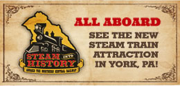 Steam Train Attraction